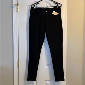 NWT MICHAEL Michael Kors Skinny Pants Size 8